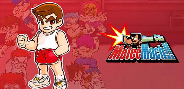 River City Melee Mach!! - Cover / Packshot