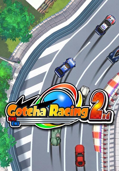 Gotcha Racing 2nd - Cover / Packshot