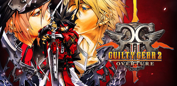 GUILTY GEAR 2 -OVERTURE- - Cover / Packshot