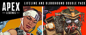 Apex Legends™ - Lifeline & Bloodhound-Doppelpack