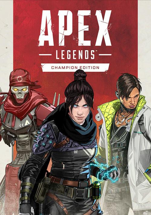 Apex Legends™ - Champion Edition - Cover / Packshot