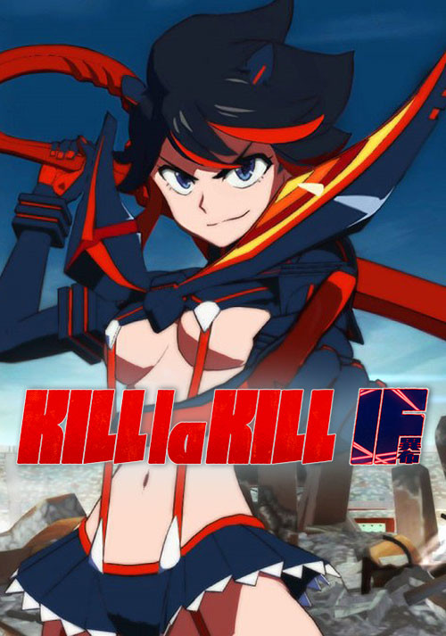 KILL la KILL -IF - Cover / Packshot