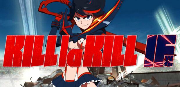 KILL la KILL -IF - Cover / Packshot