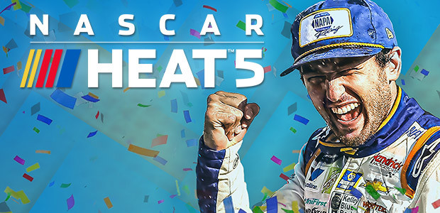 NASCAR Heat 5 - Cover / Packshot