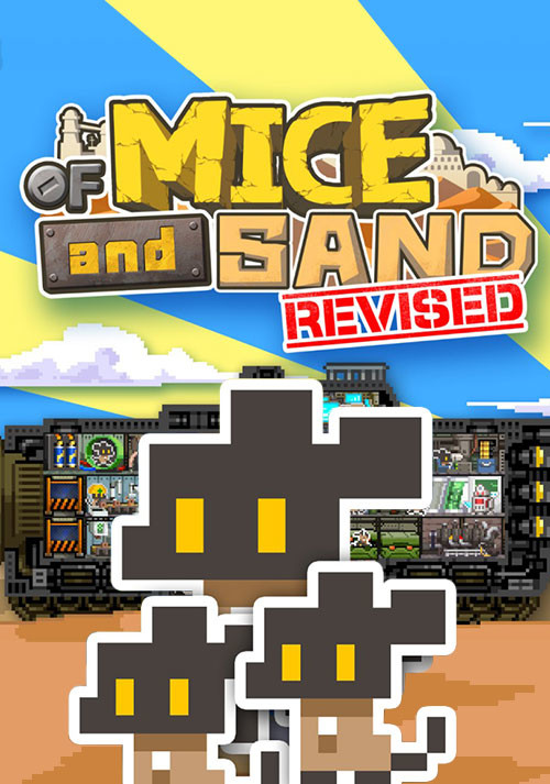 OF MICE AND SAND -REVISED- - Cover / Packshot