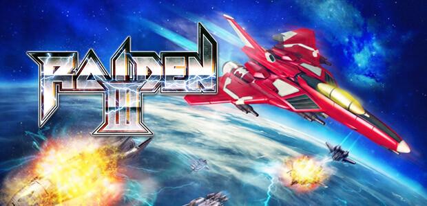 Raiden III Digital Edition - Cover / Packshot