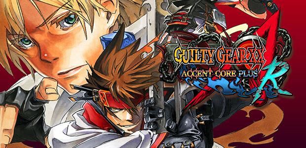 GUILTY GEAR XX ACCENT CORE PLUS R - Cover / Packshot