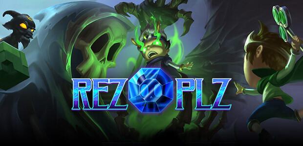REZ PLZ - Cover / Packshot