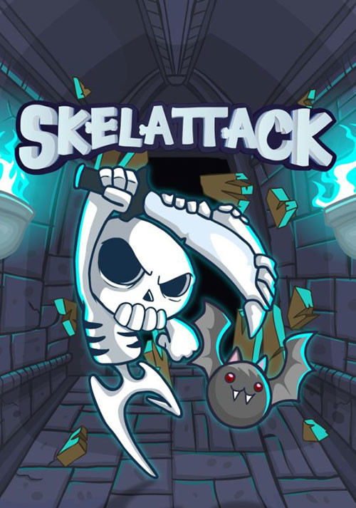 Skelattack - Cover / Packshot