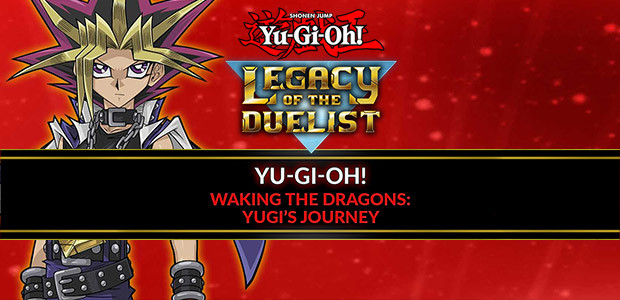 Yu-Gi-Oh! Waking the Dragons: Yugi's Journey