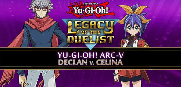 Yu-Gi-Oh! ARC-V: Declan vs Celina - Cover / Packshot