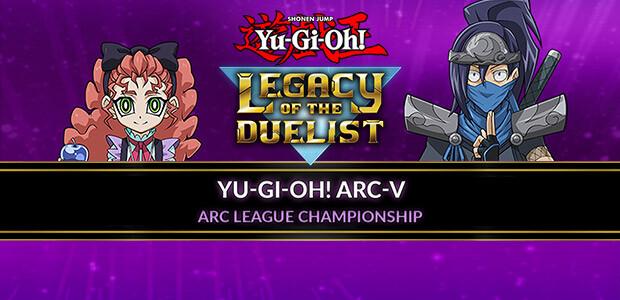 Yu-Gi-Oh! ARC-V: ARC League Championship - Cover / Packshot