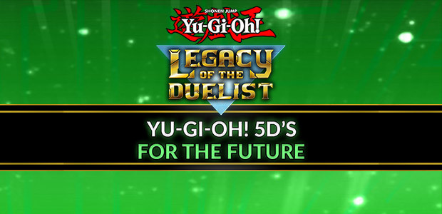 Yu-Gi-Oh! 5D's For the Future - Cover / Packshot