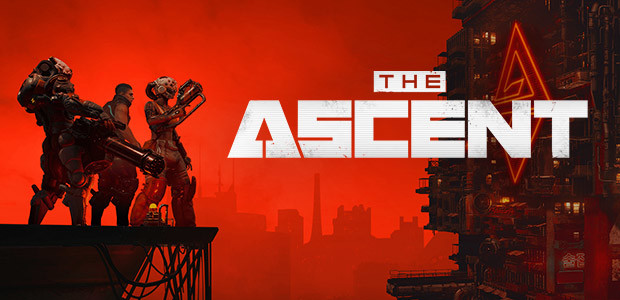 The Ascent - Cover / Packshot