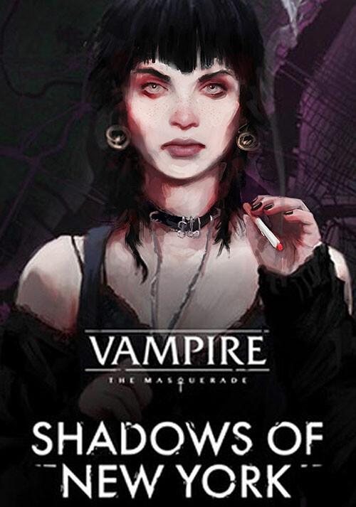 Vampire: The Masquerade - Shadows of New York - Cover / Packshot