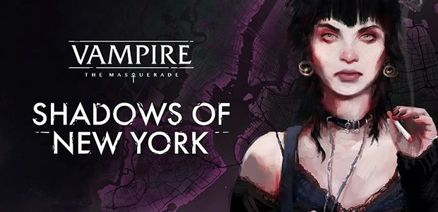 Vampire: The Masquerade - Shadows of New York - Cover / Packshot
