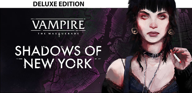 Vampire: The Masquerade - Shadows of New York Deluxe Edition