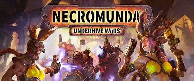 Les précommandes du jeu PC Necromunda sont lancées avec 25% de réduction
