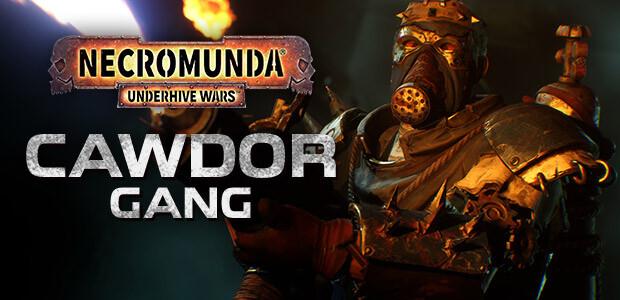 Necromunda: Underhive Wars - Cawdor Gang - Cover / Packshot