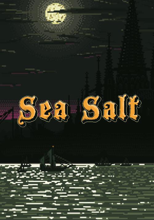 Sea Salt - Cover / Packshot