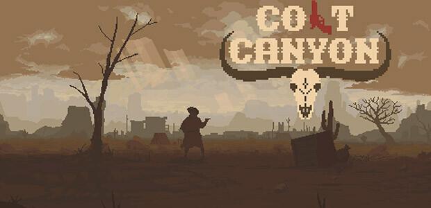 Colt Canyon - Cover / Packshot