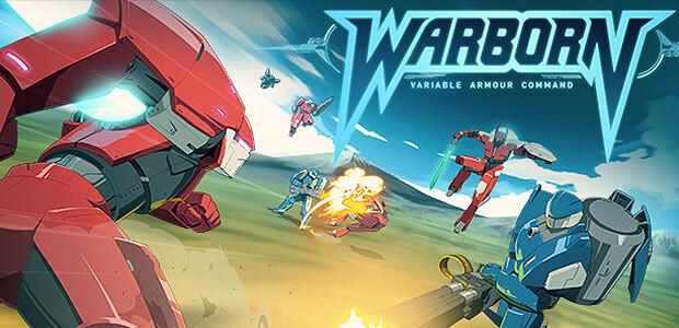 WARBORN - Cover / Packshot
