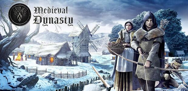 Medieval Dynasty - Cover / Packshot