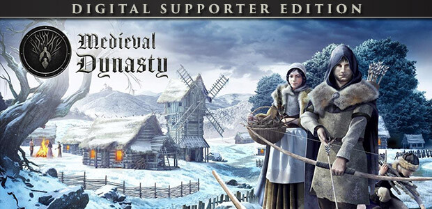Medieval Dynasty Deluxe Edition - Cover / Packshot