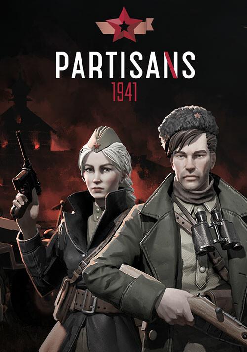 Partisans 1941 - Cover / Packshot