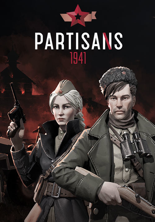 Partisans 1941 - Cover / Packshot