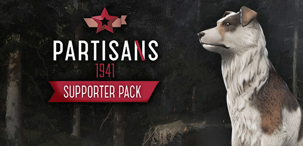 Partisans 1941 - Supporter Pack - Cover / Packshot
