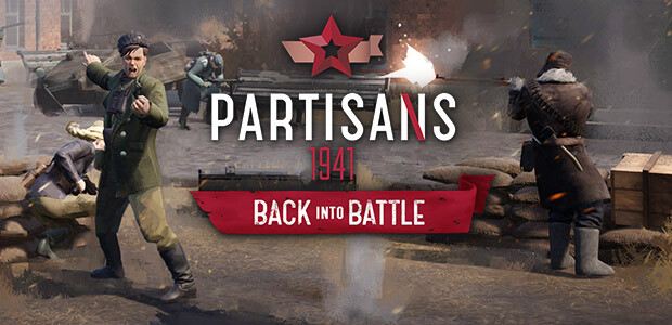 Partisans 1941 - Back into Battle