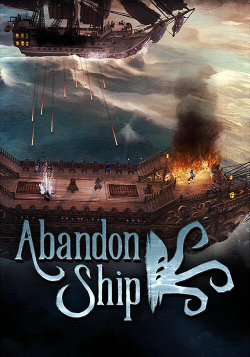 Abandon Ship - Cover / Packshot