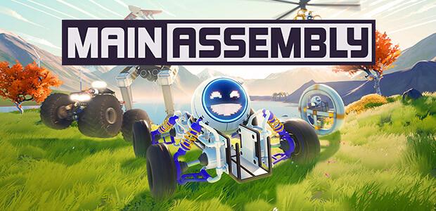 Main Assembly - Cover / Packshot
