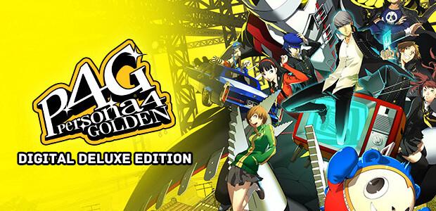 Persona 4 Golden: Deluxe Edition