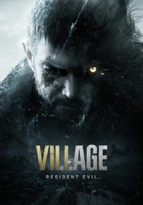 RESIDENT EVIL Village - Cover / Packshot