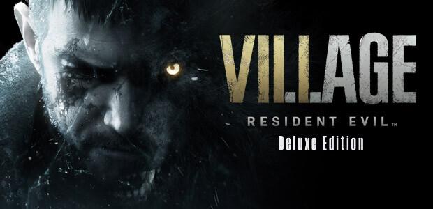 RESIDENT EVIL Village Deluxe Edition - Cover / Packshot