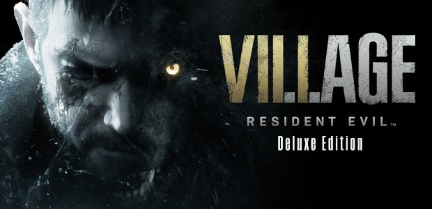 RESIDENT EVIL Village Deluxe Edition - Cover / Packshot