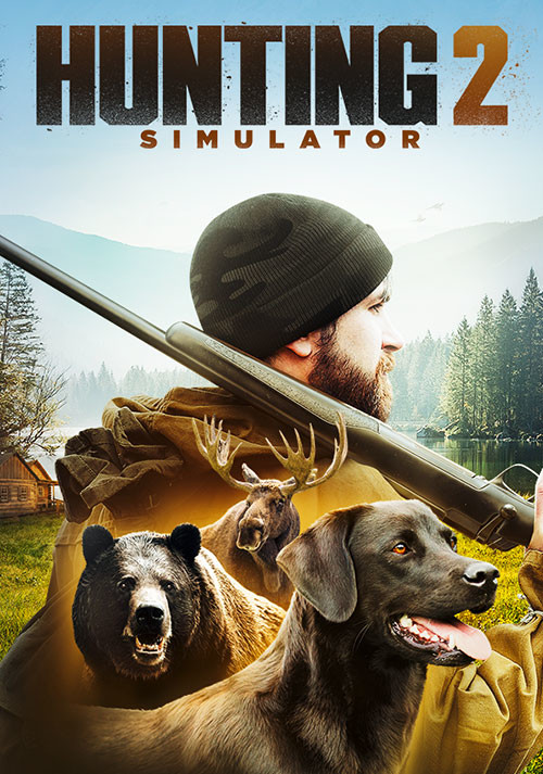 Hunting Simulator 2 - Cover / Packshot