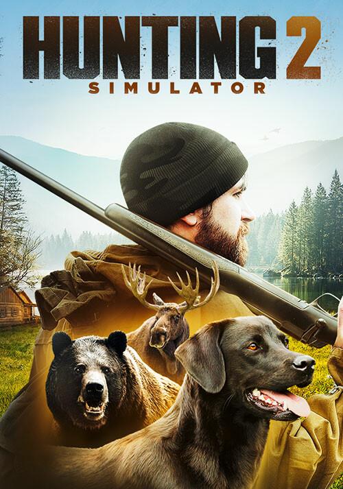 Hunting Simulator 2 - Cover / Packshot