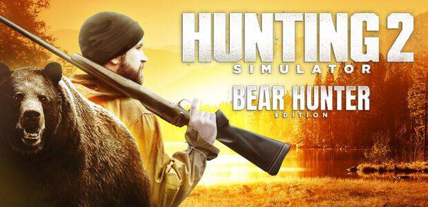 Hunting Simulator 2 - Bear Hunter Edition - Cover / Packshot