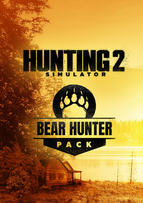 Hunting Simulator 2 - Bear Hunter Pack - Cover / Packshot