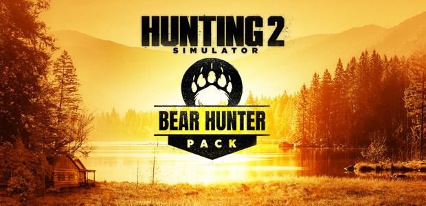 Hunting Simulator 2 - Bear Hunter Pack - Cover / Packshot