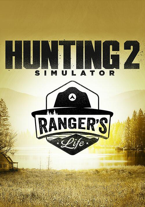 Hunting Simulator 2: A Ranger's Life - Cover / Packshot