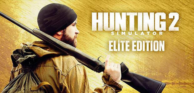 Hunting Simulator 2 Elite Edition - Cover / Packshot