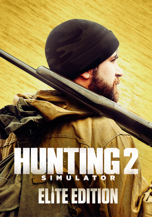 Hunting Simulator 2 Elite Edition - Cover / Packshot