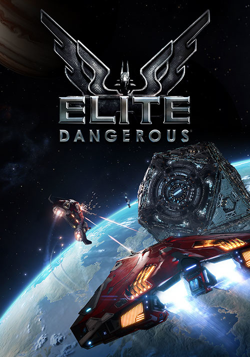 Elite Dangerous - Cover / Packshot