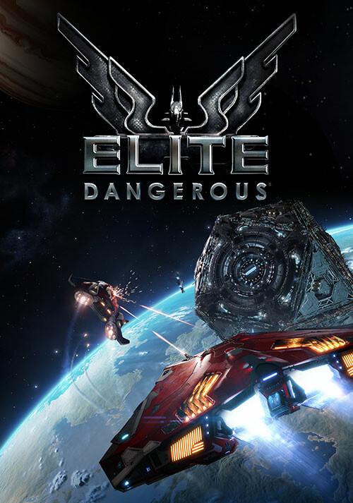 Elite Dangerous - Cover / Packshot