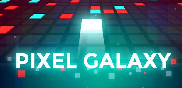 Pixel Galaxy - Cover / Packshot