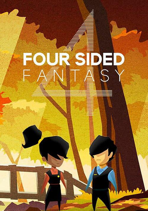 Four Sided Fantasy - Cover / Packshot